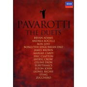 Luciano Pavarotti - The Duets (0044007433164) (1 DVD)