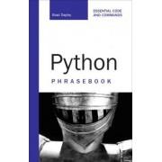 Python Phrasebook by Brad W. Dayley