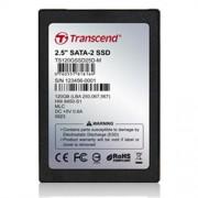 SSD Transcend TS120GSSD25D-M, 120GB, 2.5'', SATA (MLC), DRAM