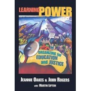 Learning Power by Jeannie Oakes
