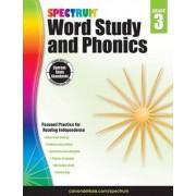Spectrum Word Study and Phonics, Grade 3 by Spectrum