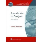 Introduction to Analysis by Edward D. Gaughan