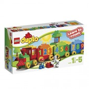 LEGO DUPLO Briques-mes 1eres Briques - 10558 - Jeu De Construction - Le Train Des Chiffres