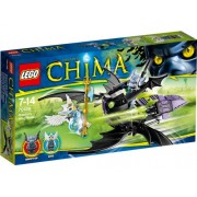 LEGO Legends of Chima - El guerrero alado de Braptor (70128)