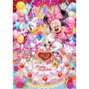 Birthday Party D-500-455 and 500 of the Daisy Piece Minnie Disney