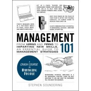 Management 101 by Stephen Soundering