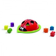 Edushape Ladybug Sorter Red