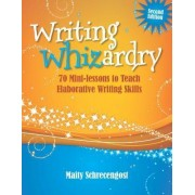 Writing Whizardry by Maity Schrecengost