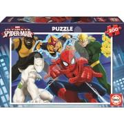 EDUCA 15641 Puzzle Cardboard Omul păianjen 200 bucăţi