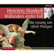 Kurt Wallander Band 1: Wallanders erster Fall (3 Audio-CDs)
