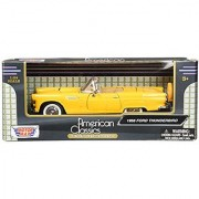 Motormax 1:24 Ford Thunderbird Convertible Die-Cast Vehicle Assorted