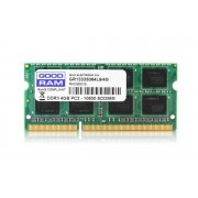 Goodram 4 GB SO-DIMM DDR3 - 1600MHz - (GR1600S364L11S/4G) Goodram Value CL11
