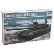 Soviet T-64 Main Battle Tank Mod.1975 (Plastic Model)