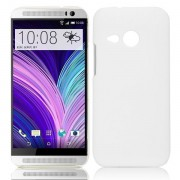 HTC One M8 Mini - hoes, cover, case - wit