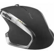 Mouse Gaming Wireless Trust Evo Advanced Black