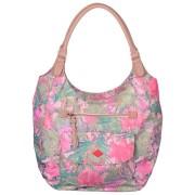 Oilily Flower Field City Shopper Tasche