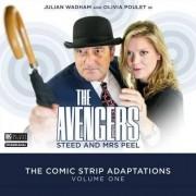 The Avengers: Steed & Mrs Peel: The Comic Strip Adaptations Volume 1 by Bernard Simon