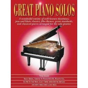 Great Piano Solos - the Red Book by Wise Publications