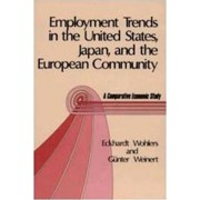 Employment Trends in the United States, Japan, and the European Community by Gemte Weinert
