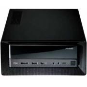Antec ISK Family 300 Mini-ITX - Schwarz - 150Watt Netzteil