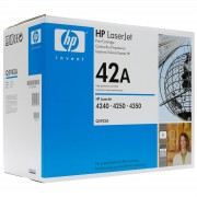 Консуматив HP LaserJet Q5942A Black Print Cartridge