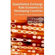 Quantitative Exchange Rate Economics in Developing Countries by M. Rusydi