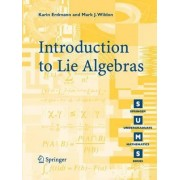 Introduction to Lie Algebras by Karin Erdmann