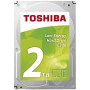 HDD Desktop Toshiba E300, 2TB, SATA III 600