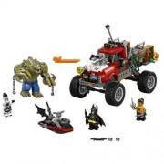 Lego Batman Movie 70907 Pojazd Killer Croca - Gwarancja terminu lub 50 zł! BEZPŁATNY ODBIÓR: WROCŁAW!