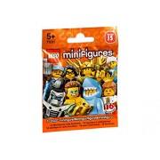 Lego Minifigures - 71011 - Série 15 - Sachet Mystère 1 Mini Figurine - Modèle Aléatoire