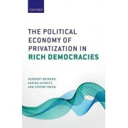 The Political Economy of Privatization in Rich Democracies by Herbert Obinger
