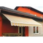 Tenda XY-370M 400x250cm narandžasta-siva-bela 1105045