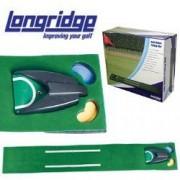Golf Puttingmatte mit automatischer Ballrückgabe