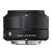 Sigma 30mm f2.8 DN Art negru - montura Micro Four Thirds