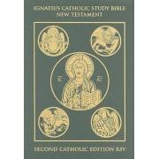 Ignatius Catholic Study New Testament-RSV by Ignatius Press