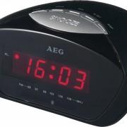 Radio budilnik crni AEG MRC 4116 – Clatronic