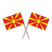 Scobitoare cu stegulet Macedonia