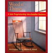 Wood N' Things to Accompany College Accounting by John Ellis Price