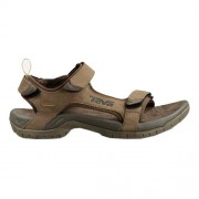 Sandales Teva Tanza Leather Marron