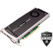 Видеокарта PNY Quadro 4000 2GB GDDR5 PCI EXP MAC