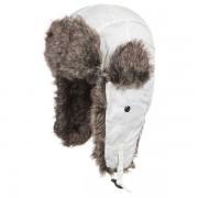 Keyone berretto aviatore Frozen Bianco taglia S / M