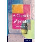 A Choice of Poets: AQA B English Literature by David Edwards