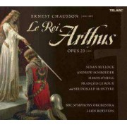 E. Chausson - Le Roi Arthus Opus23 (0089408064524) (3 CD)
