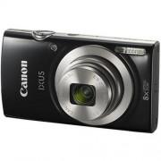 Canon Aparat CANON IXUS 185 Czarny + Etui + Zamów z DOSTAWĄ W PONIEDZIAŁEK! + Ekstra niska cena! + DARMOWY TRANSPORT!