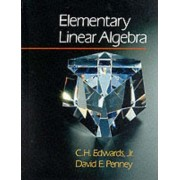 Elementary Linear Algebra by C. H. Edwards