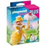 Комплект Плеймобил 5410 - Викторианска дама с езеро - Playmobil, 290903