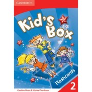 Kid's Box 2 Flashcards (pack of 101): Level 2 by Caroline Nixon