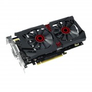 Carte graphique STRIX-GTX950-DC2OC-2GD5 GeForce GTX 950 2Go Dual DVI/HDMI/DisplayPort