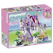 PLAYMOBIL Unicorn Castle Jewel Playset