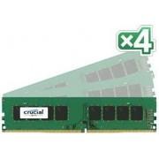 Memorii Crucial DDR4, 4x4GB, 2133 MHz, CL 15